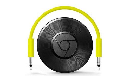 Clap de fin pour le Chromecast Audio !