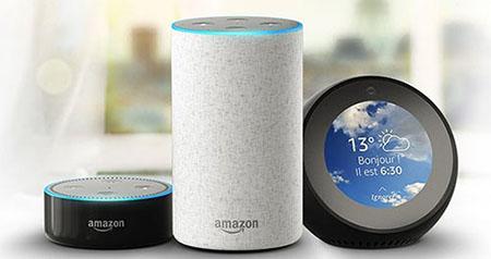 100 millions d'appareils équipés de l'assistant vocal Alexa ont été vendus