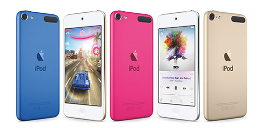 On parle d'un iPod Touch 7G chez Apple…