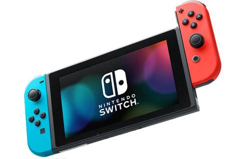Nintendo publie un firmware 8.0 pour la Nintendo Switch
