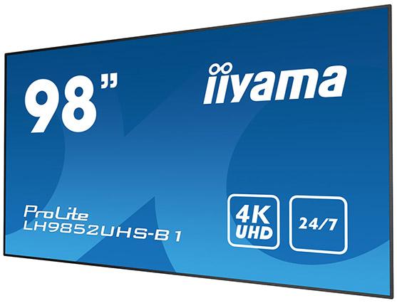 IIyama dégaine un écran 4K de 98 pouces