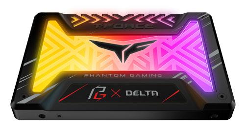 Un SSD RGB et de la DDR4 RGB chez Team Group