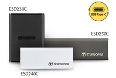 Une cargaison de nouveaux SSD portables USB 3.1 chez Transcend