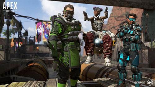 Apex Legends attire en nombre les joueurs mais aussi les tricheurs