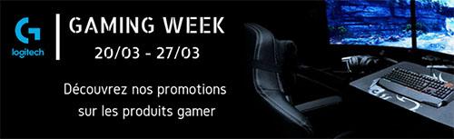 Bon Plan : une cargaison de produits gamer à prix cassés à l'occasion de la Gaming Week d'Amazon