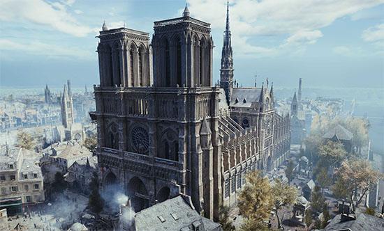 Ubisoft offre le jeu Assassin's Creed Unity jusqu'au 25 avril