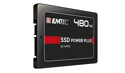 Une nouvelle gamme de SSD en NAND Flash TLC chez EMTEC