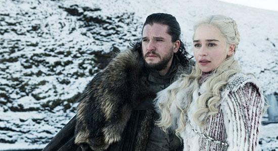 Le retour de Game Of Thrones a attiré 17,4 millions de téléspectateurs américains et 55 millions de pirates (maj)