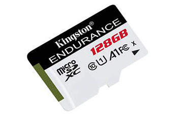 Des cartes microSD endurantes chez Kingston