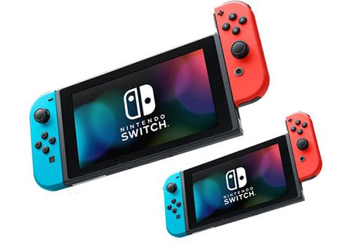 Une Nintendo Switch Lite pourrait voir le jour en fin d'année !