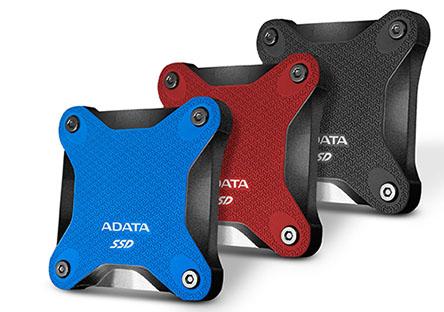 ADATA SD600Q : un SSD pour partir en vadrouille…