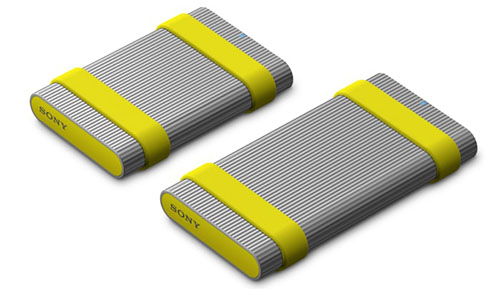 Sony annonce deux nouveaux SSD très résistants