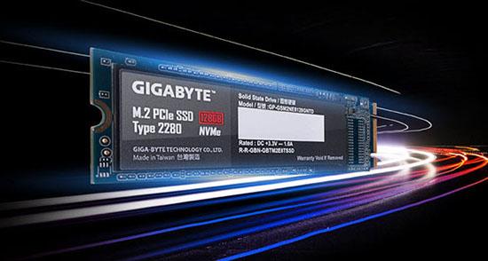 Gigabyte : le premier SSD M.2. NVMe au monde en PCI Express 4.0 avec des débits 5.000 Mo/s ?