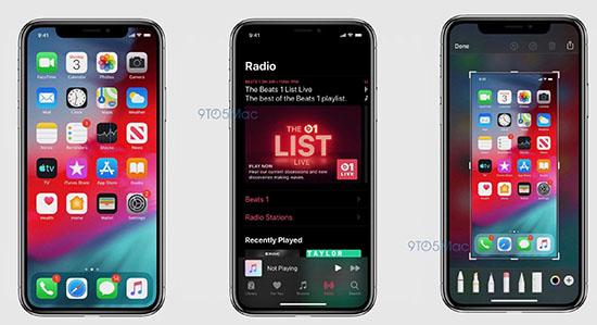 iOS 13 : le Dark Mode se dévoile avant l'heure…
