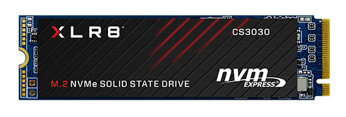 Black Friday : 51€ le SSD M.2. NVMe PNY CS3030 de 500 Go