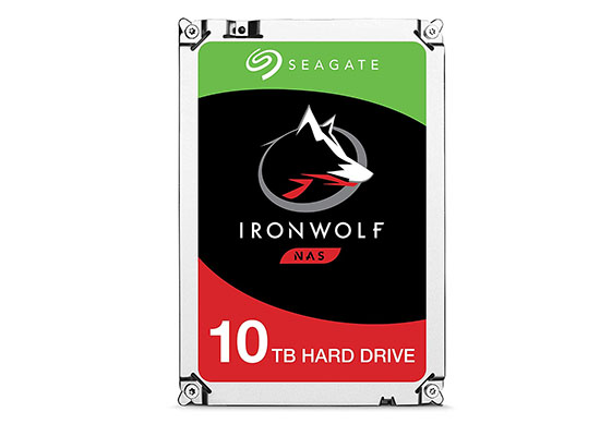 Bon Plan : le disque dur Seagate IronWolf de 10 To à 253 euros
