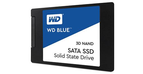 Une version 4 To du SSD WD Blue 3D est en approche… (maj)