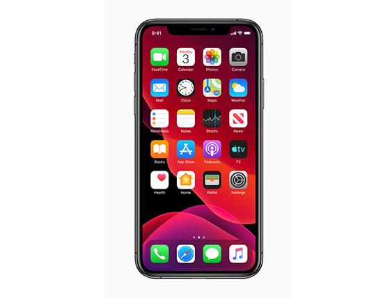 iOS 13 a officiellement été annoncé hier soir