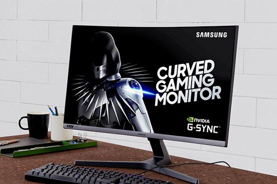 Samsung C27RG50 : un nouveau moniteur incurvé 27″ Full HD à 240 Hz