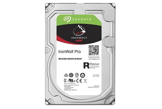 Soldes : le disque dur Seagate IronWolf Pro de 6 To destiné aux NAS est à 169€ !