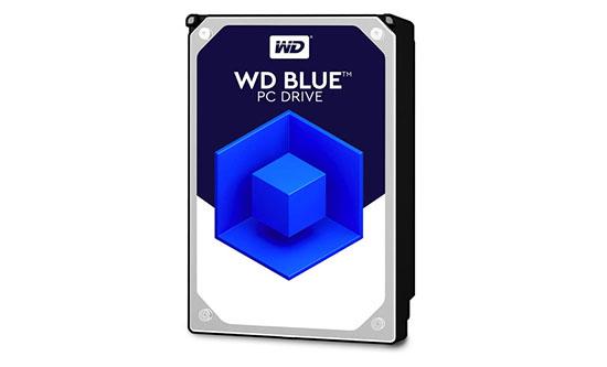 Soldes : les disques durs WD Blue de 4 To à 89€ et 6 To à 149€