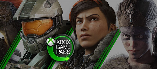 Le Xbox Game Pass pour PC est disponible en version beta