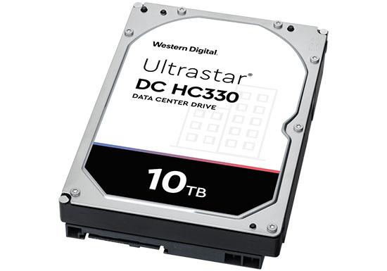 Western Digital lance le DC H330 : un nouveau disque dur pour centre de données