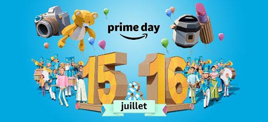Prime Day : les promotions d'Amazon font leur retour dès lundi prochain