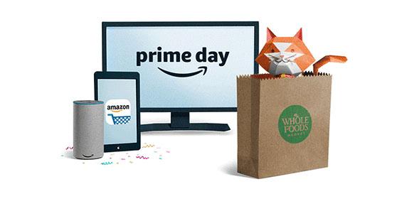Le Prime Day d'Amazon aura lieu cette année du 5 au 6 octobre 2020
