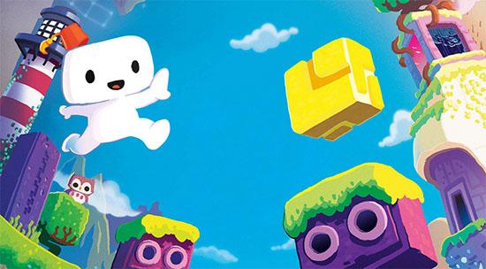 Le jeu FEZ est gratuit pendant une semaine sur l'Epic Games Store