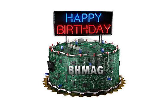 Bhmag fête ses 19 ans aujourd'hui !!!