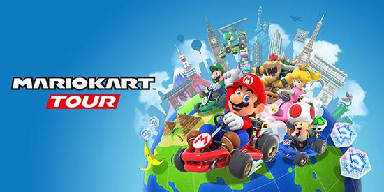 Mario Kart débarque le mois prochain sur smartphones et tablettes !