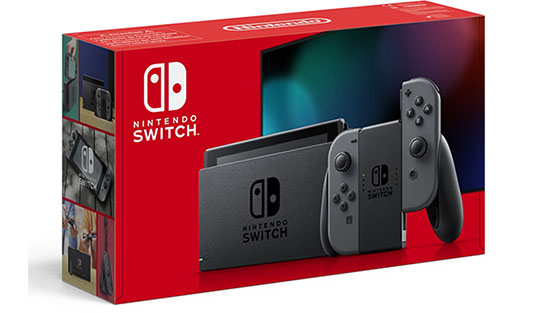 Black Friday : la nouvelle Nintendo Switch est à 279€