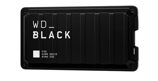 Les WD_Black P50, les premiers SSD externes en USB 3.2 Gen2x2, arrivent en boutique… (maj)
