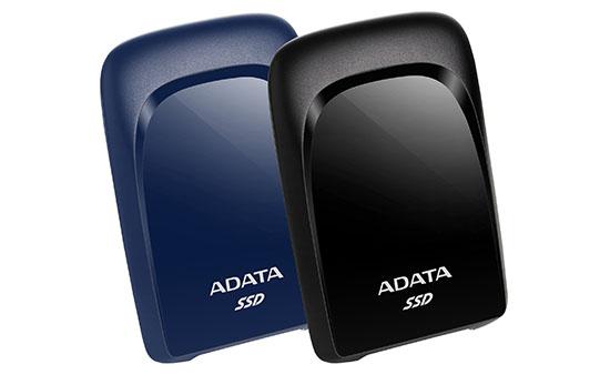 Un nouveau SSD portable USB C chez ADATA : le SC680