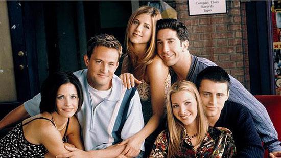 Insolite : Google rend hommage à la série Friends qui fête ses 25 ans d'existence