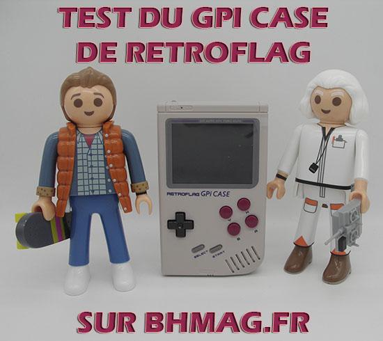 Nouvel article sur Bhmag : Comment se fabriquer une console rétrogaming portable ?
