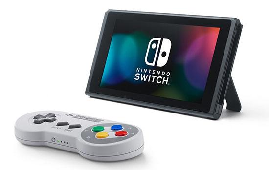 Des jeux Super Nintendo et une manette SNES débarquent sur la Nintendo Switch (maj)
