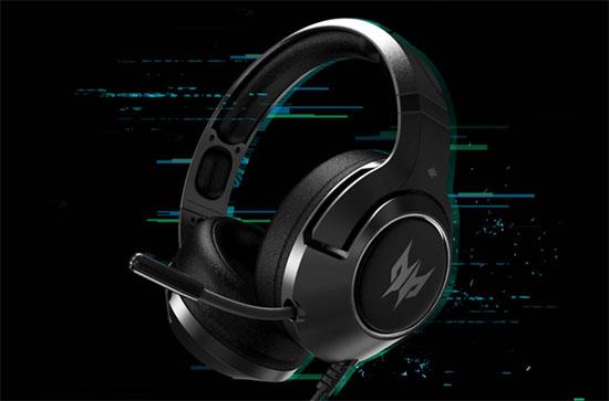 ACER dévoile deux produits gaming : le casque Galea 350 et la souris Cestus 330