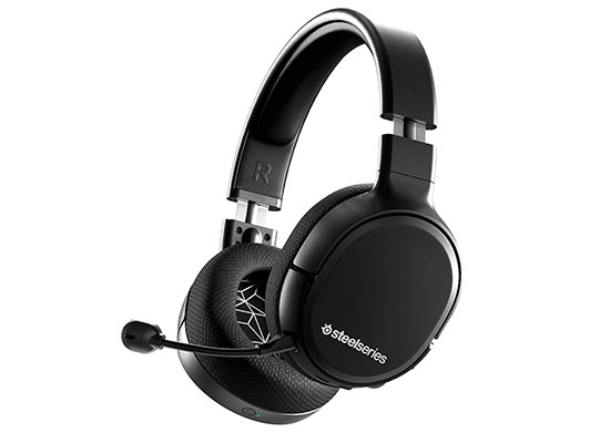 SteelSeries lance l'Arctis 1 Wireless : un casque sans fil pour les gamers