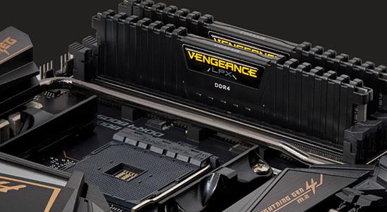 Corsair propose un kit de mémoire DDR4 Vengeance LPX 5000 pour les amateurs d'overclocking