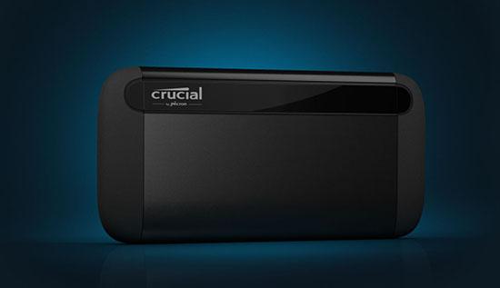 Bon Plan : le SSD portable Crucial X8 est déjà en promo : 115€ (500Go) et 149€ (1To)