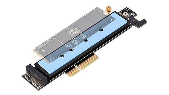 Silverstone lance le ECM26 : un adaptateur pour les SSD M.2.