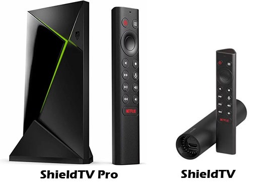 Black Friday : Shield TV 2019 (120€) et Shield TV Pro 2019 (204€)