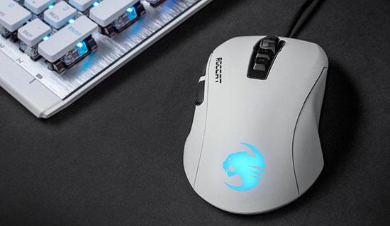 Roccat lance la Krone Pure Ultra : une souris ultra-légère pour les gamers