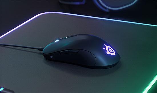 Une nouvelle souris gaming chez SteelSeries : la Sensei Ten