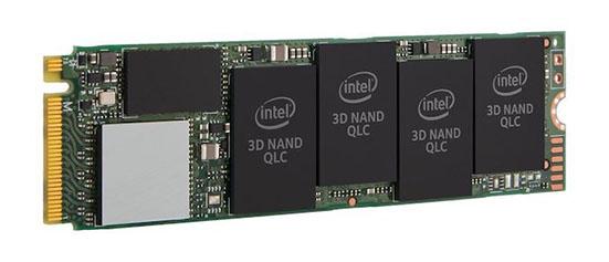 Une nouvelle gamme de SSD M.2. NVMe : les Intel 665p