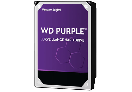 Les WD Purple sont maintenant disponibles en version 14 To