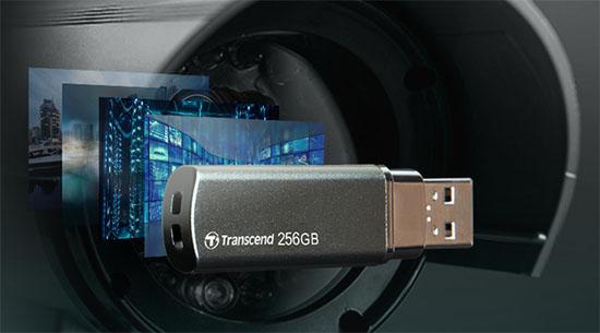 Une clé USB 3.1 ultra rapide signée Transcend : la JetFlash 910 qui carbure à 420 Mo/s