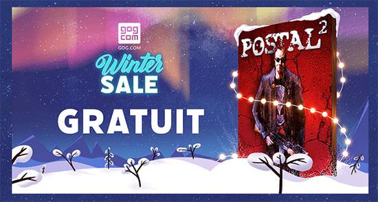 C'est déjà Noël : GOG offre le jeu Postal 2 jusqu'à demain !